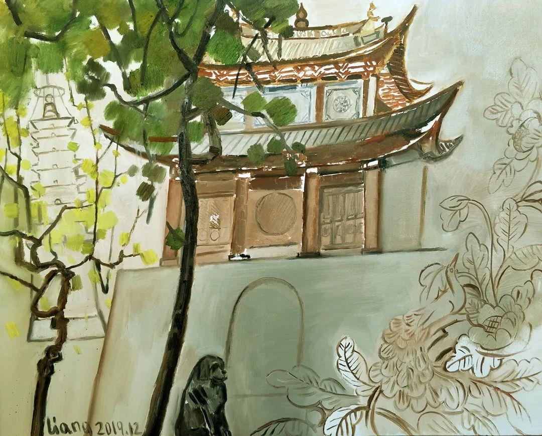 中国当代绘画艺术展作品欣赏之 梁智龙插图25