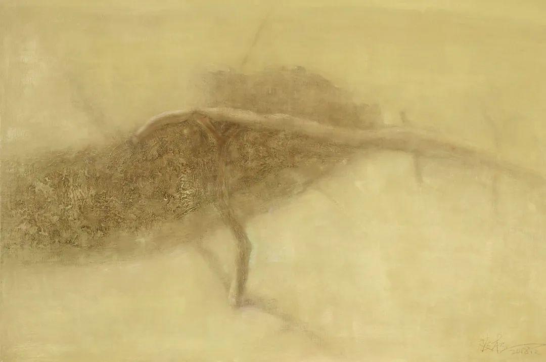 中国当代绘画艺术展作品欣赏之 刘芨杉插图31