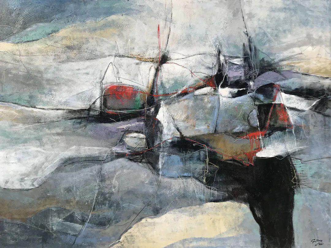 中国当代绘画艺术展作品欣赏之 苏东插图7