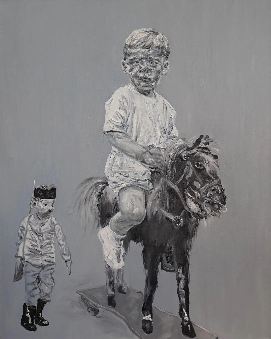 中国当代绘画艺术展作品欣赏之 孙振飞插图3