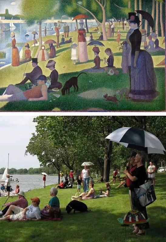 原来莫奈梵高塞尚画的是这里……插图7