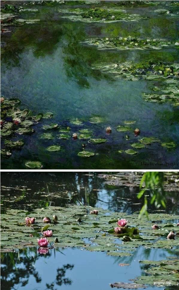 原来莫奈梵高塞尚画的是这里……插图11