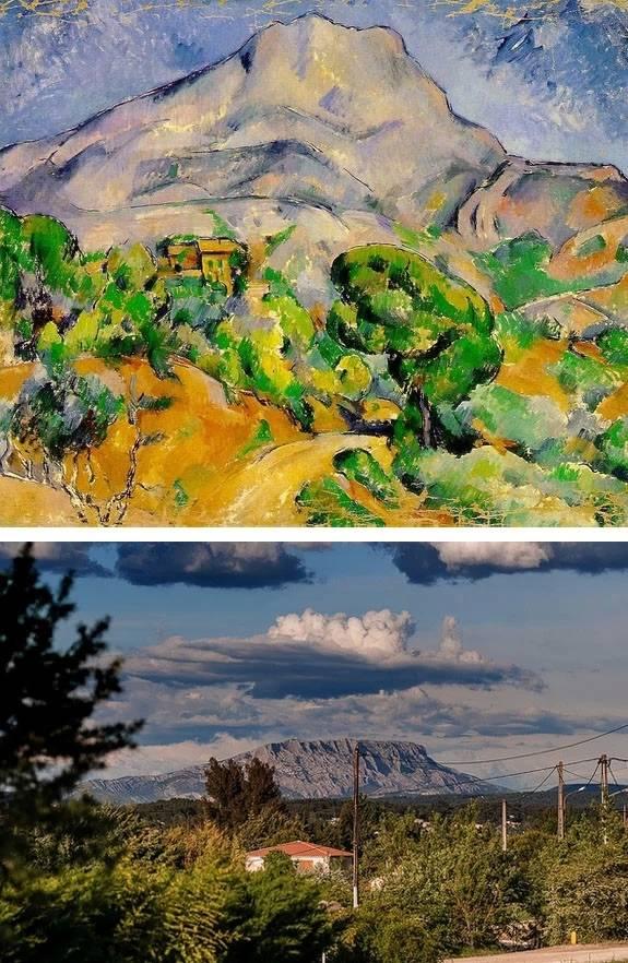 原来莫奈梵高塞尚画的是这里……插图15