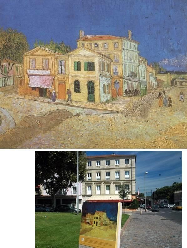 原来莫奈梵高塞尚画的是这里……插图19