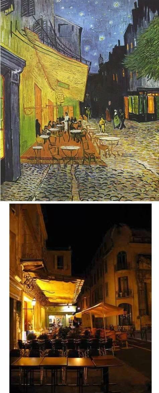 原来莫奈梵高塞尚画的是这里……插图23