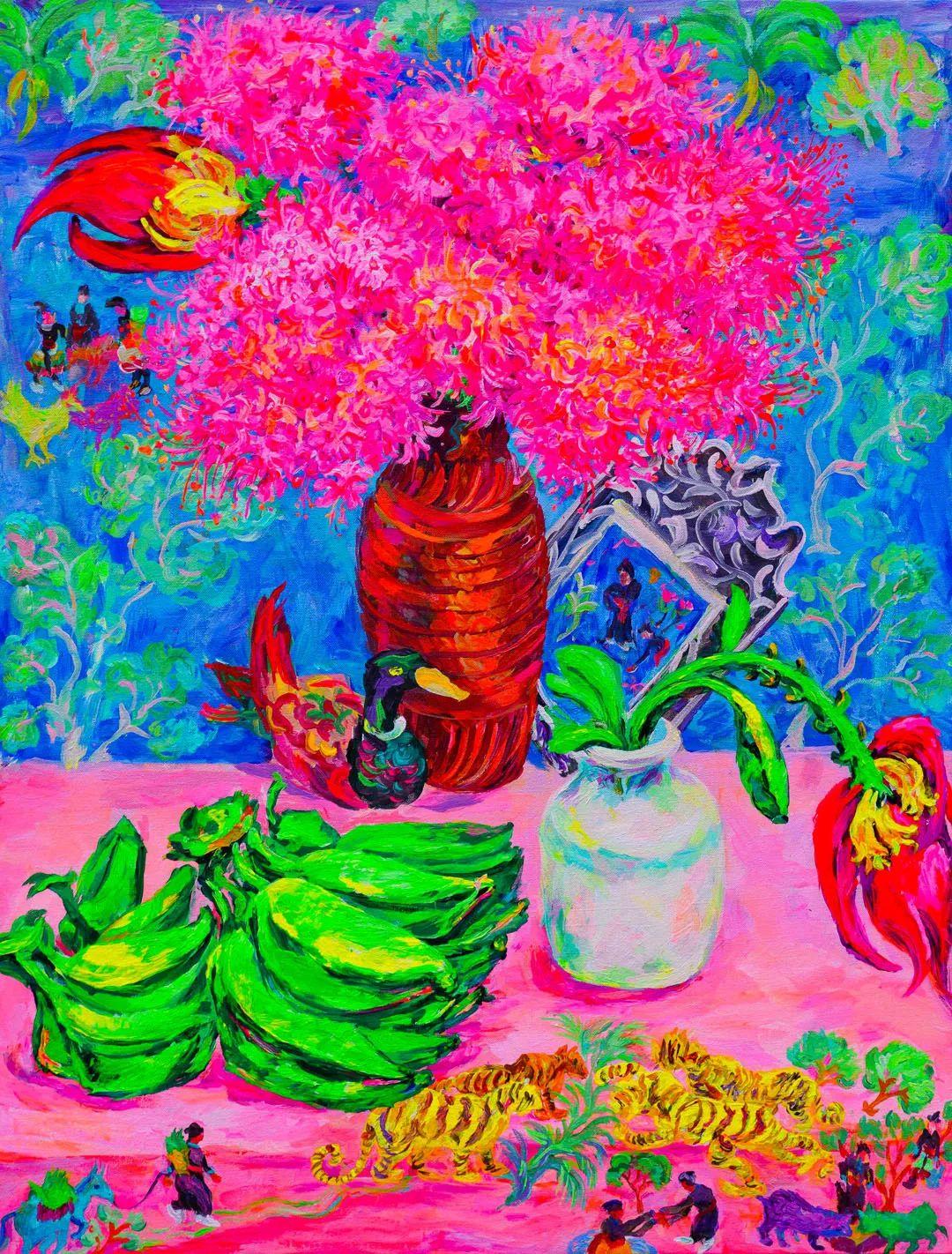 中国当代绘画艺术展作品欣赏之 卢云插图5