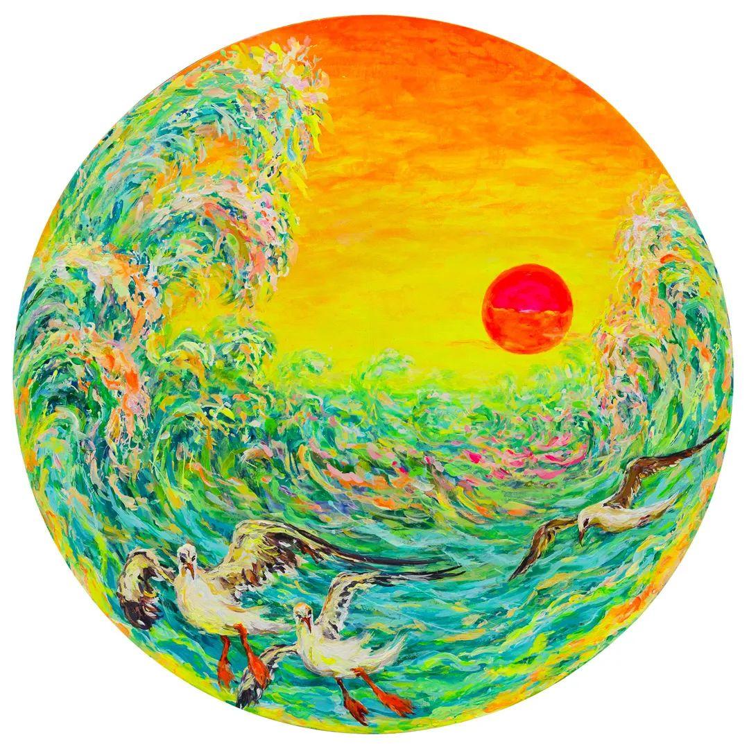 中国当代绘画艺术展作品欣赏之 卢云插图33