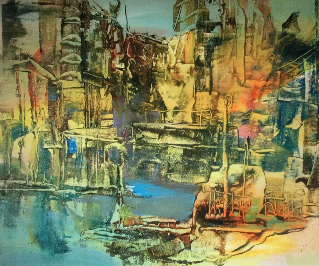 中国当代绘画艺术展作品欣赏之 杨兴雅插图17