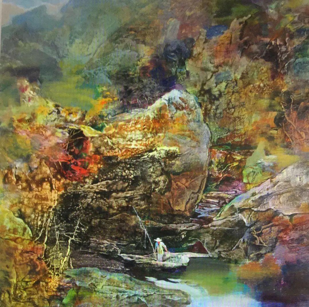 中国当代绘画艺术展作品欣赏之 杨兴雅插图19