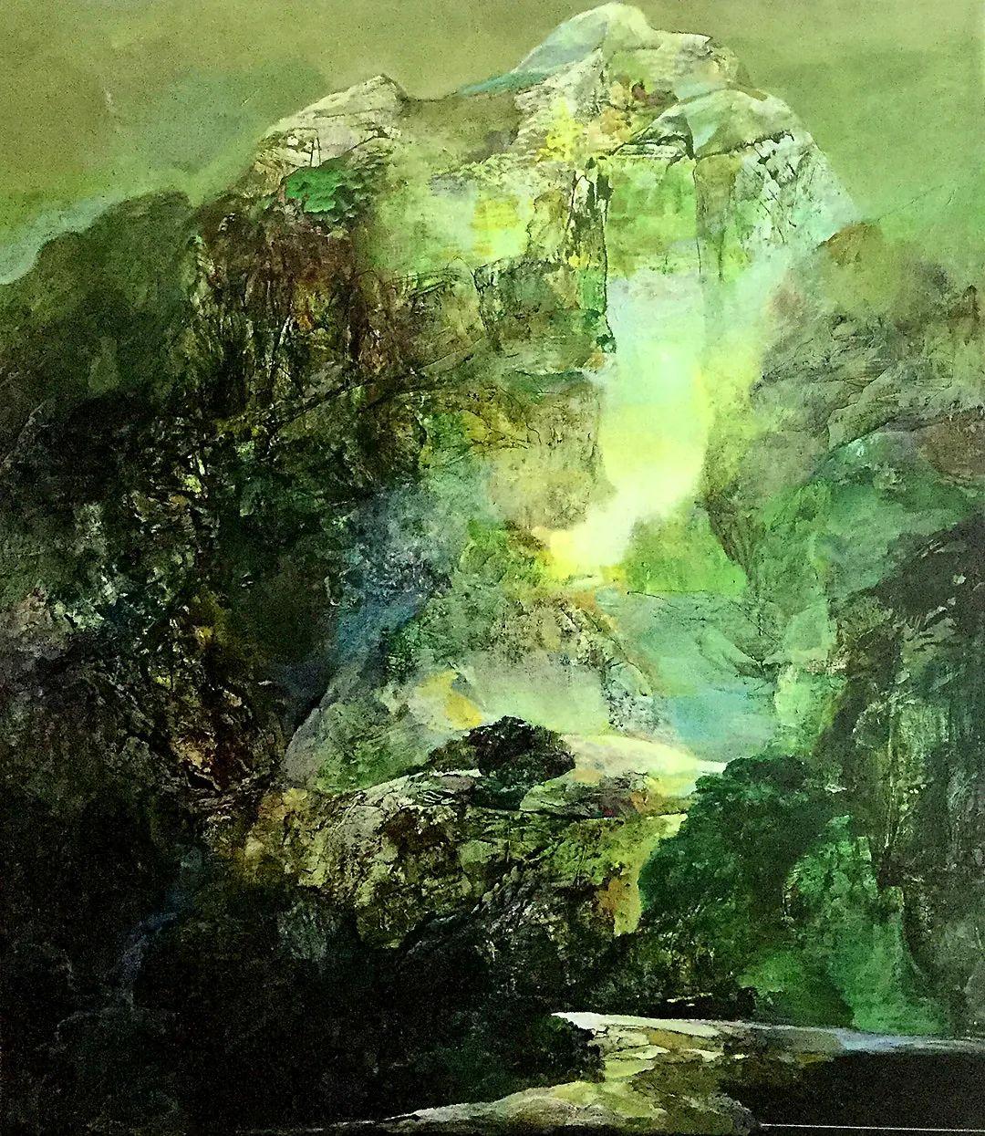 中国当代绘画艺术展作品欣赏之 杨兴雅插图29
