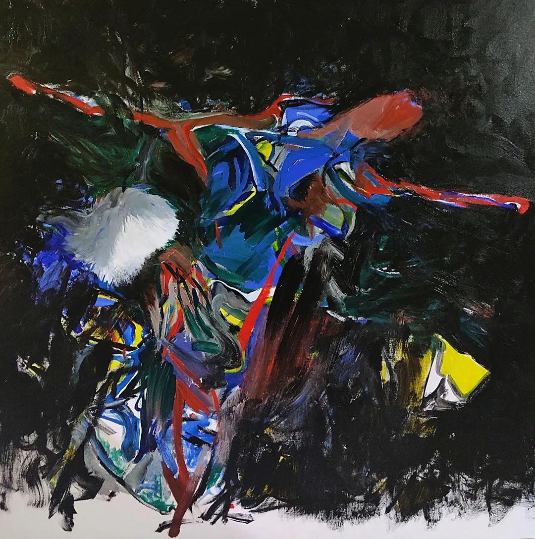 中国当代绘画艺术展作品欣赏之 马壮插图7