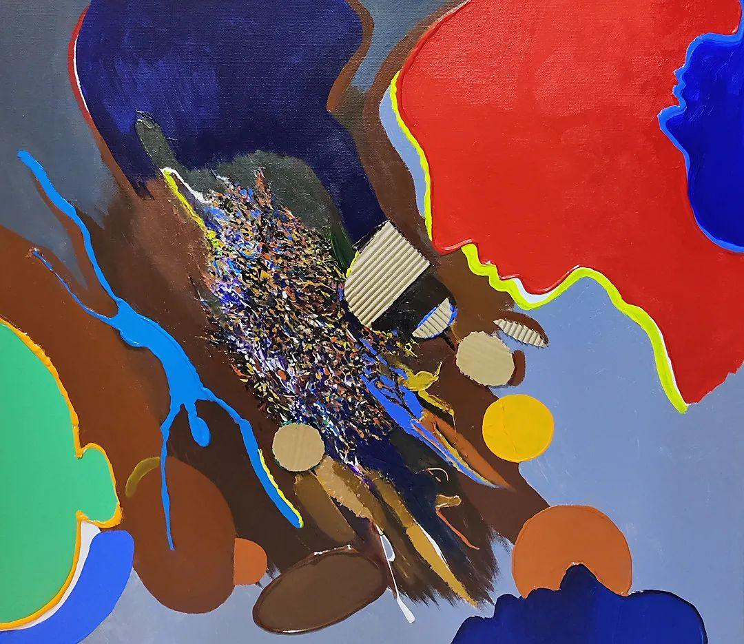 中国当代绘画艺术展作品欣赏之 马壮插图9