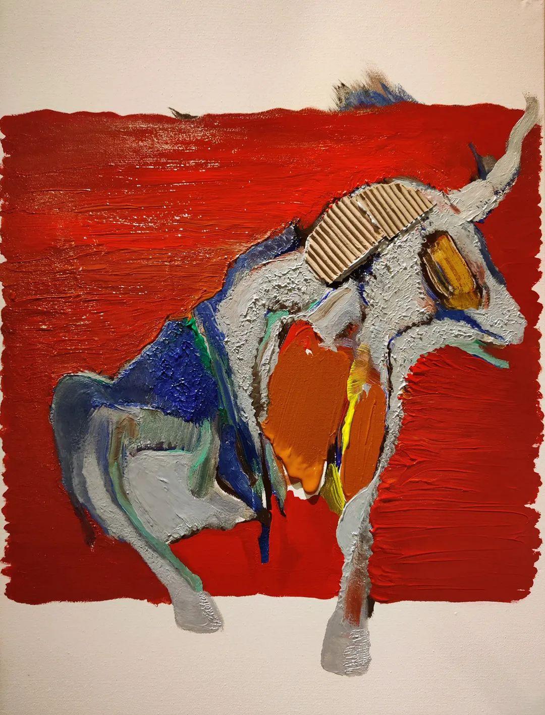 中国当代绘画艺术展作品欣赏之 马壮插图17