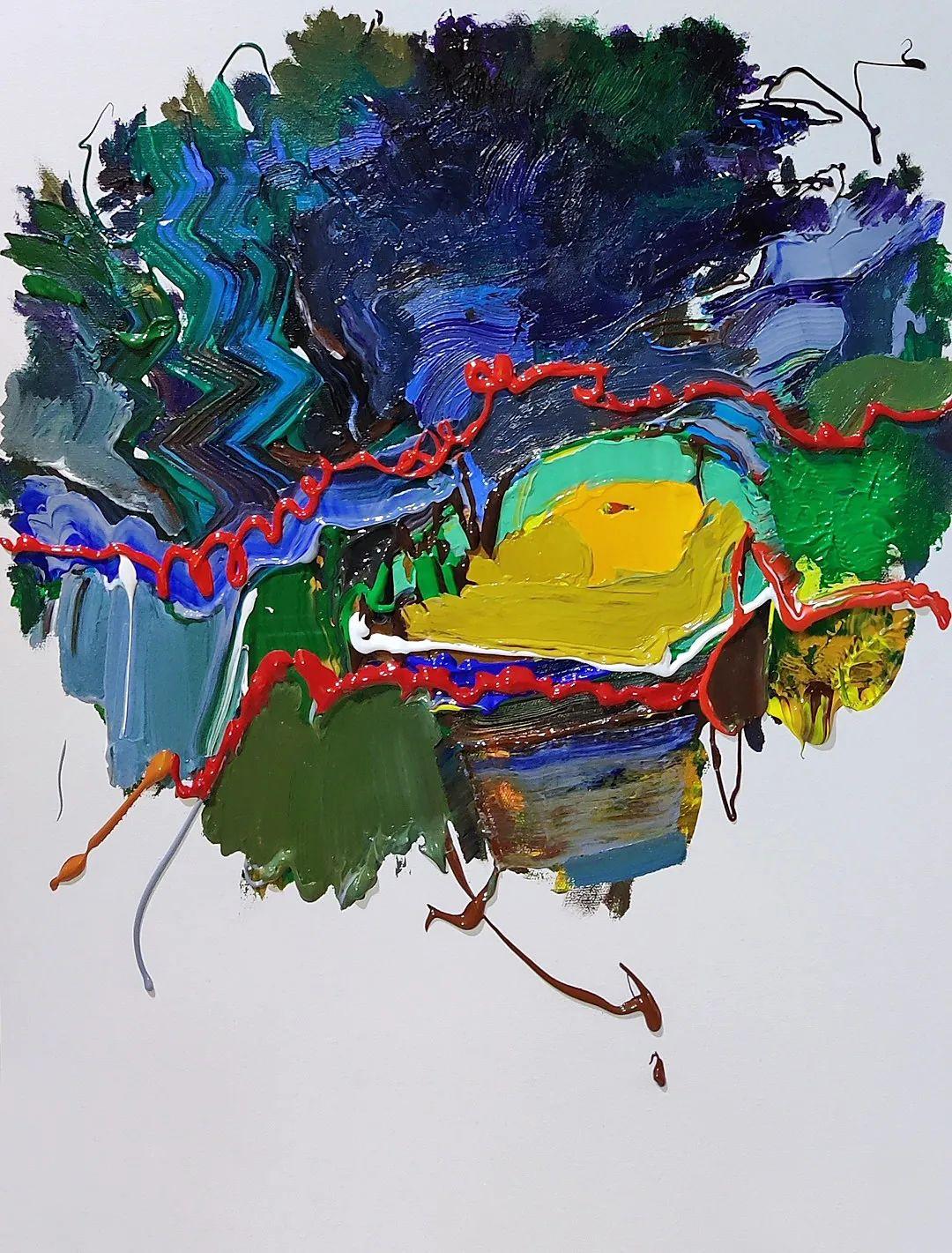 中国当代绘画艺术展作品欣赏之 马壮插图19