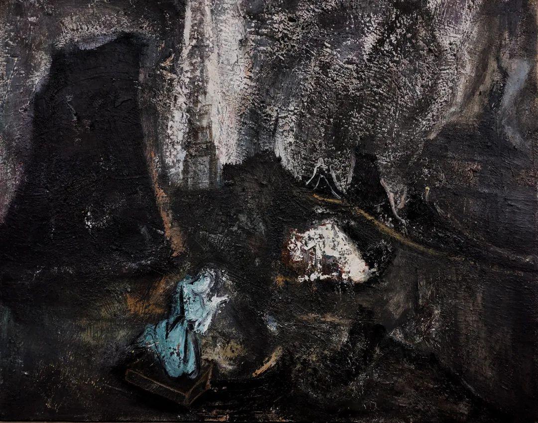 中国当代绘画艺术展作品欣赏之 石建军插图1
