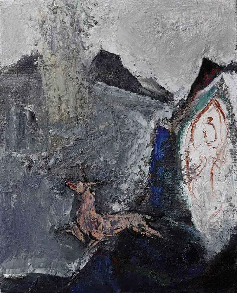 中国当代绘画艺术展作品欣赏之 石建军插图15