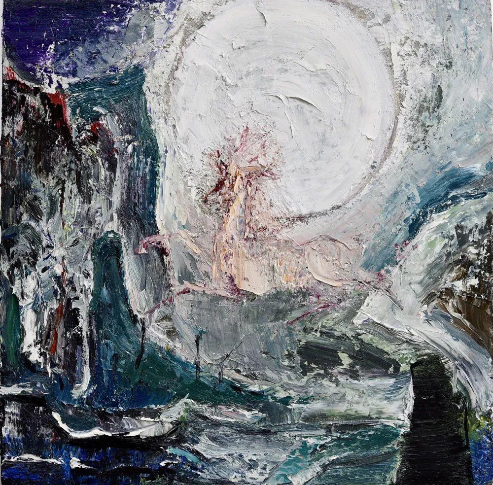 中国当代绘画艺术展作品欣赏之 石建军插图17