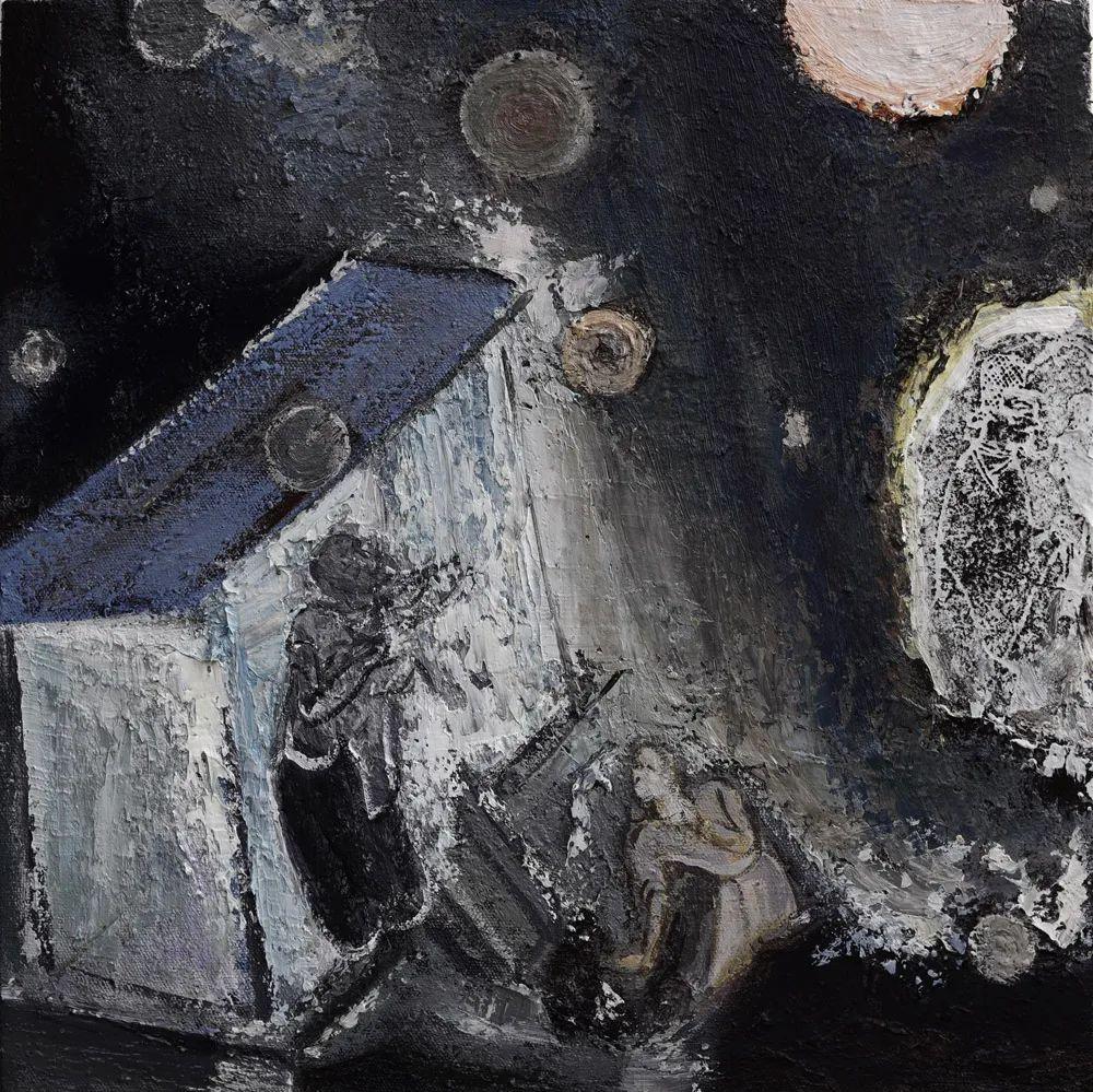 中国当代绘画艺术展作品欣赏之 石建军插图19