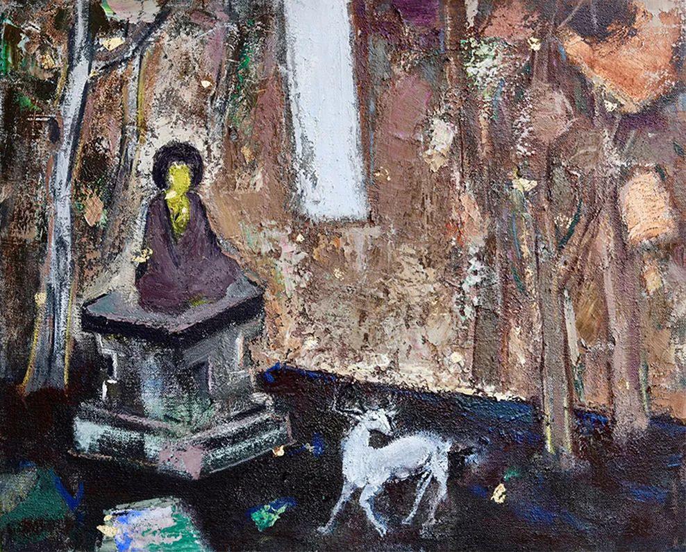 中国当代绘画艺术展作品欣赏之 石建军插图21