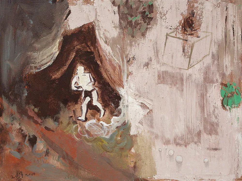中国当代绘画艺术展作品欣赏之 石建军插图25