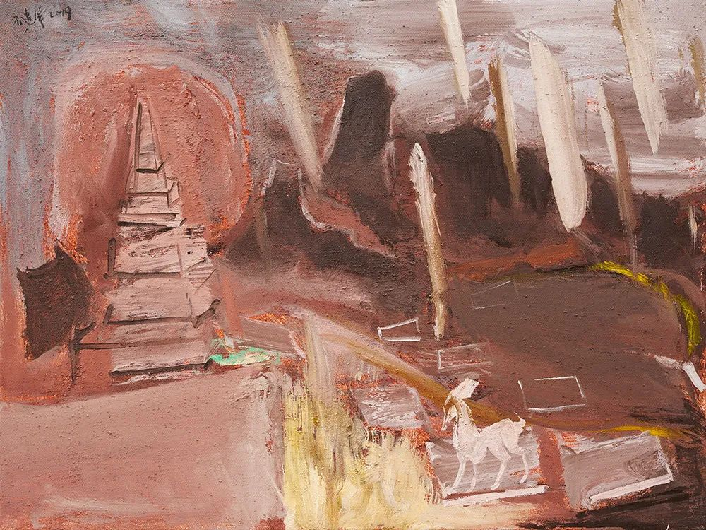 中国当代绘画艺术展作品欣赏之 石建军插图27