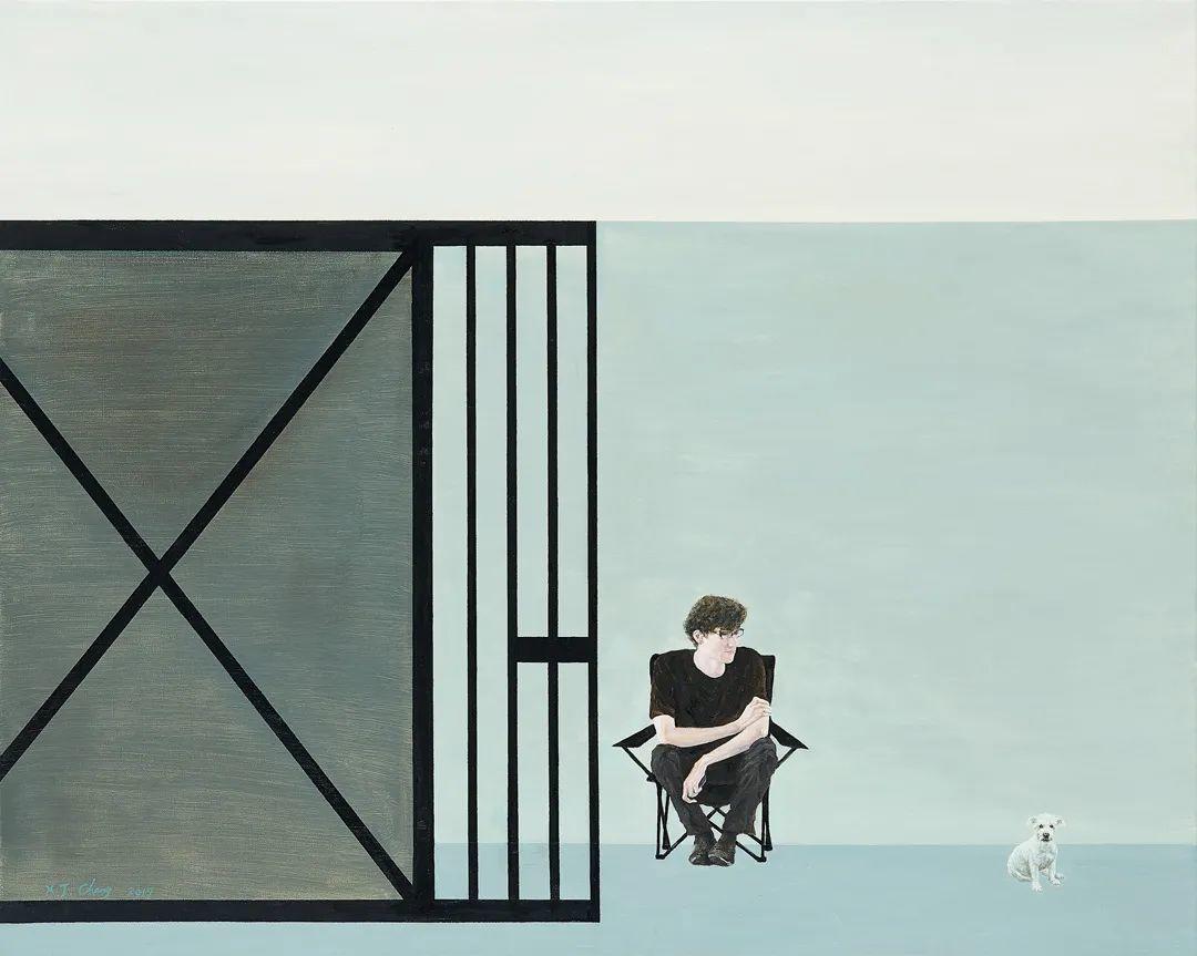 中国当代绘画艺术展作品欣赏之 程晓捷插图9