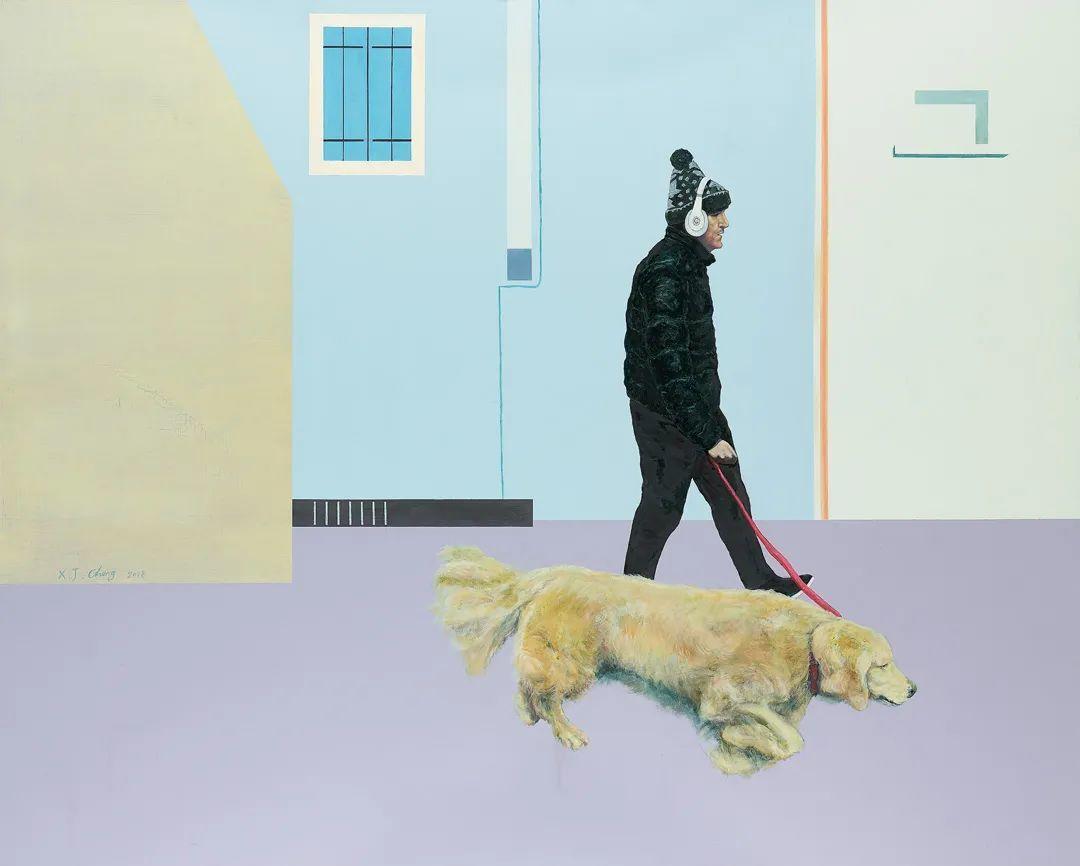 中国当代绘画艺术展作品欣赏之 程晓捷插图13