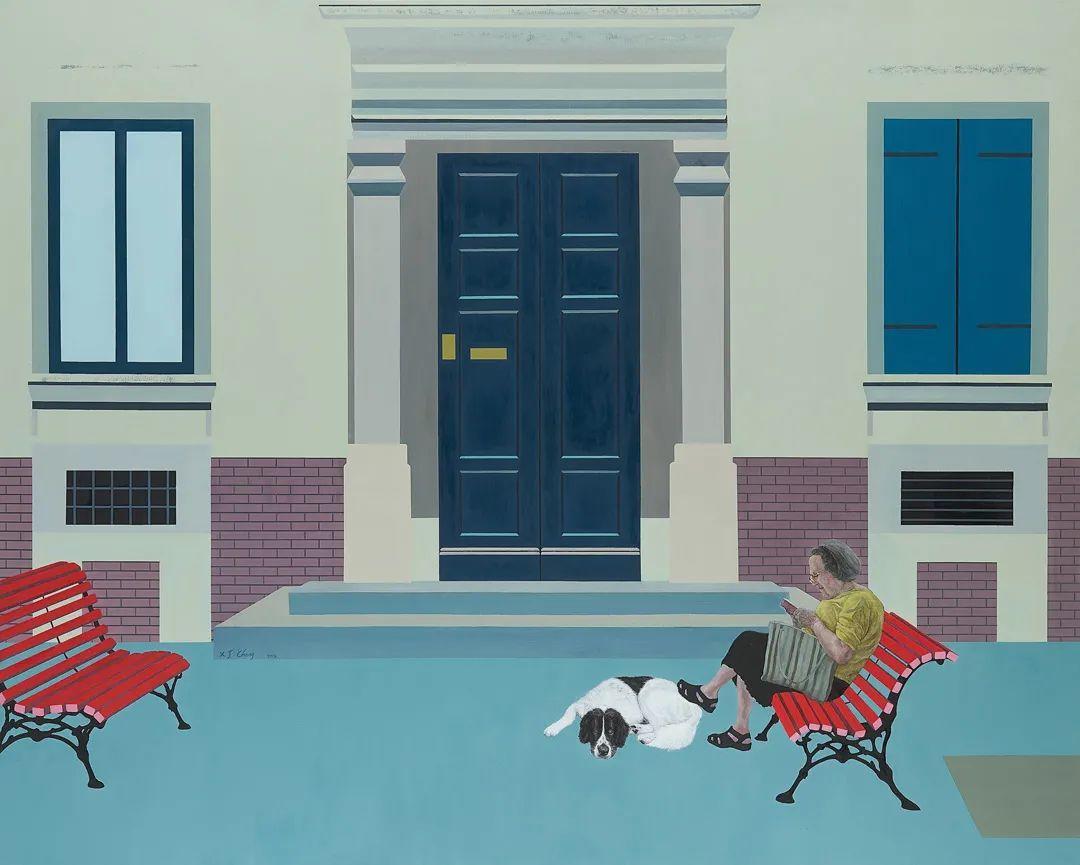 中国当代绘画艺术展作品欣赏之 程晓捷插图15