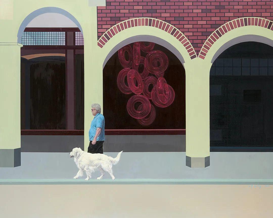 中国当代绘画艺术展作品欣赏之 程晓捷插图17