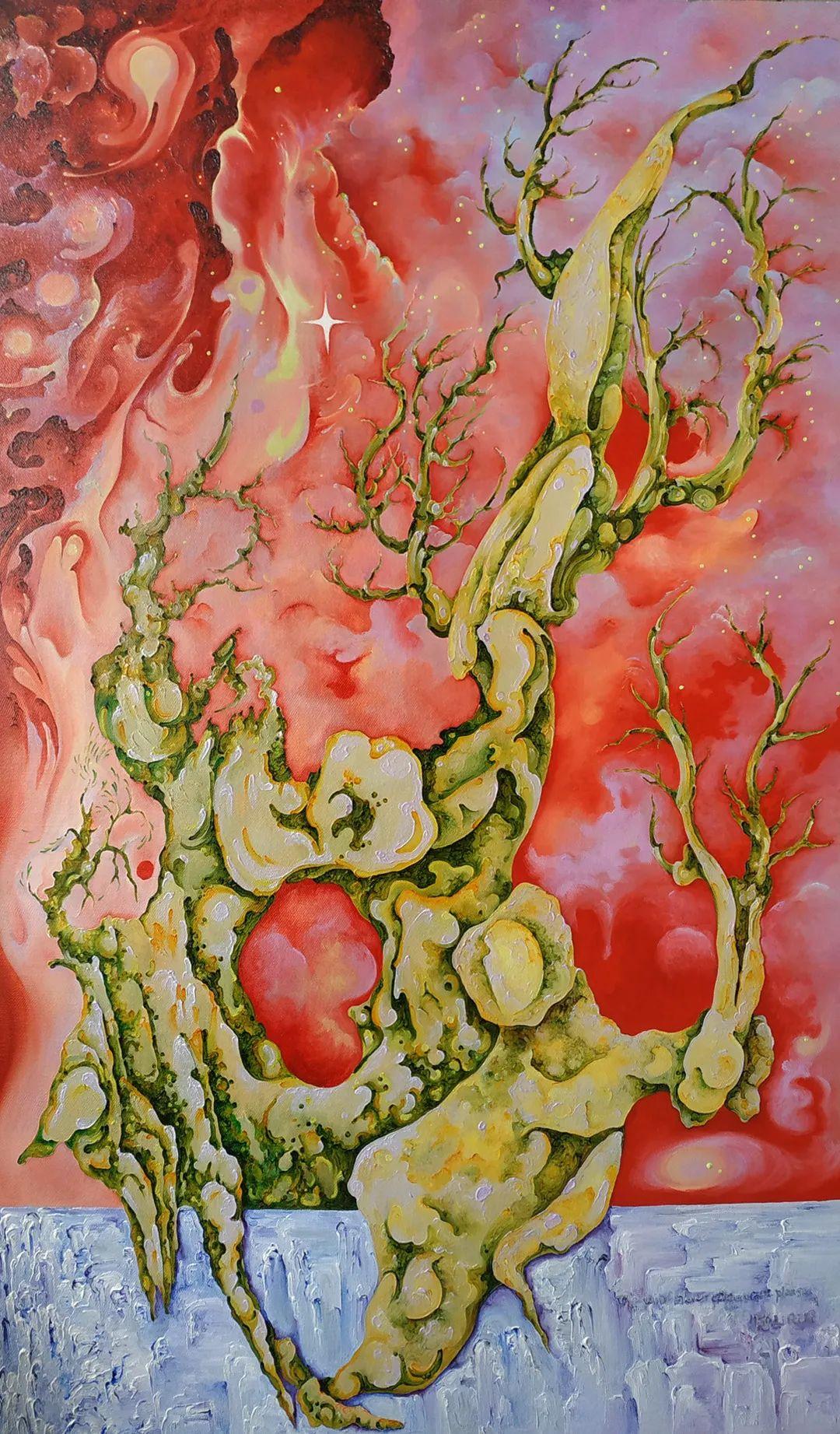 中国当代绘画艺术展作品欣赏之 李琪莉插图1
