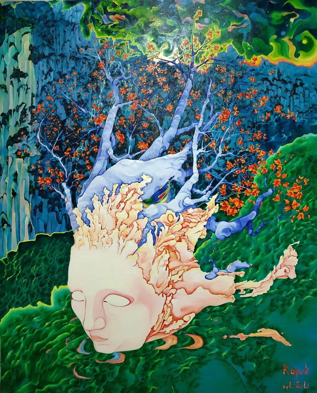 中国当代绘画艺术展作品欣赏之 李琪莉插图3