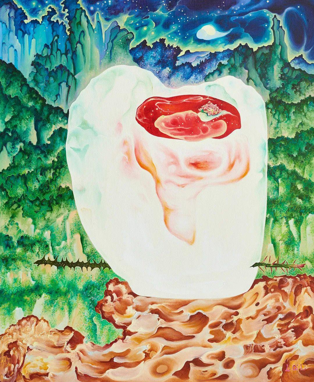 中国当代绘画艺术展作品欣赏之 李琪莉插图11