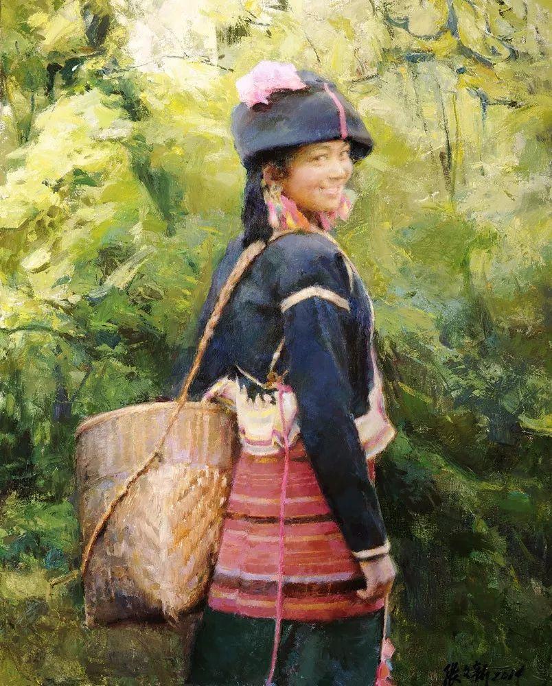 中国当代绘画艺术展作品欣赏之 张文新插图7