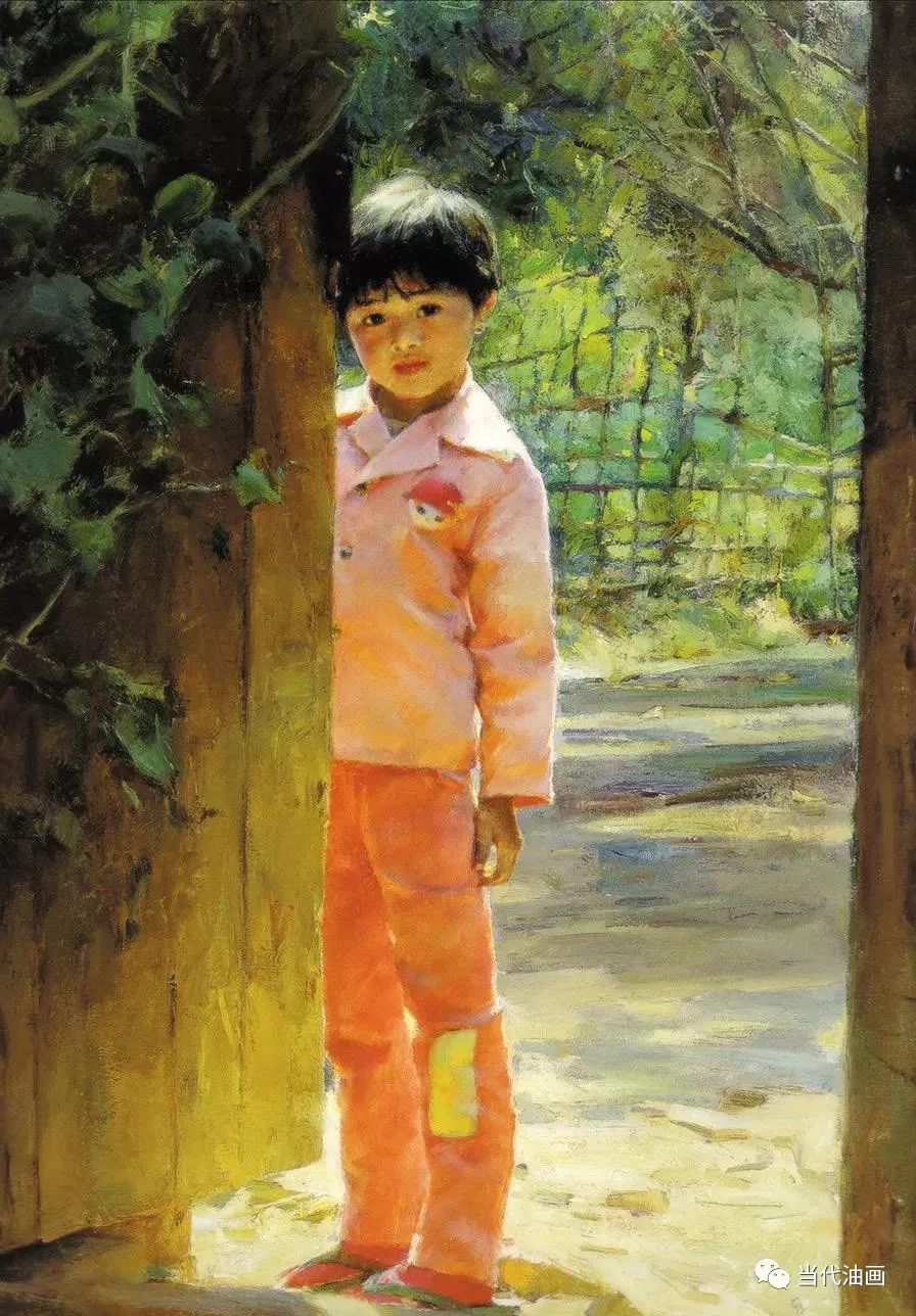 中国当代绘画艺术展作品欣赏之 张文新插图17