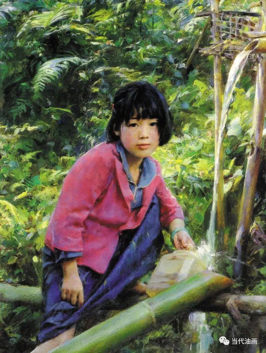 中国当代绘画艺术展作品欣赏之 张文新插图19