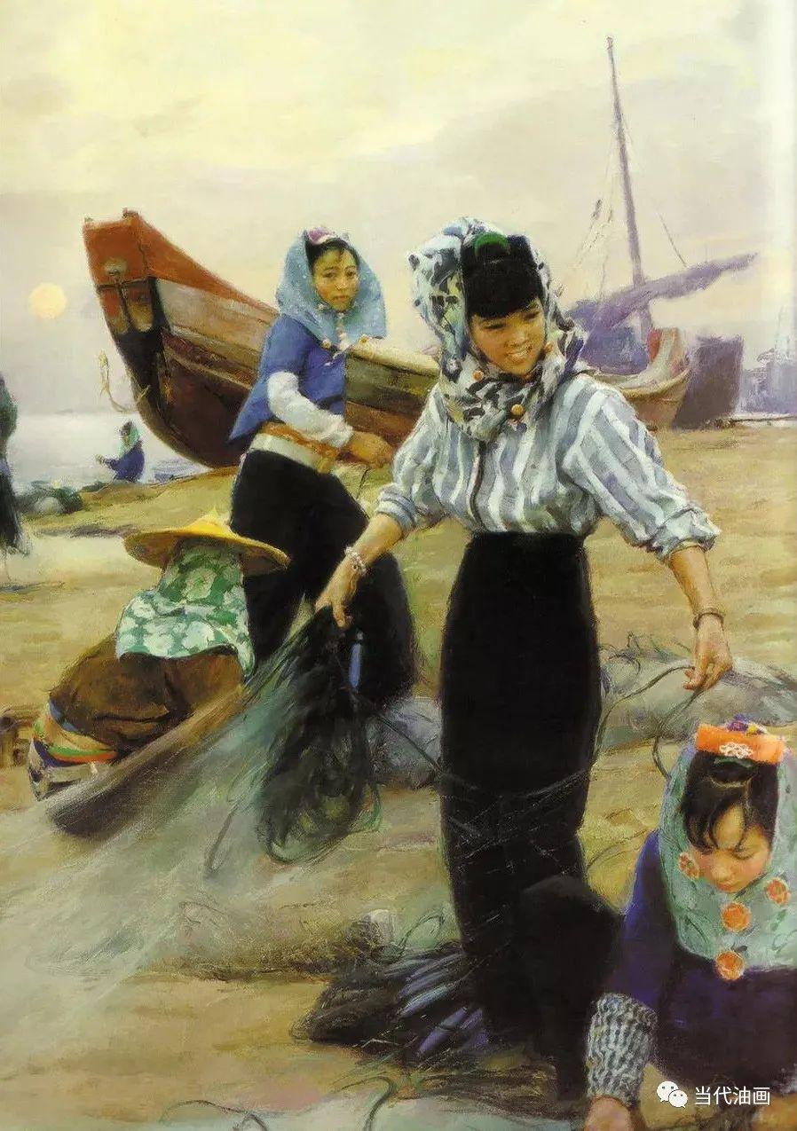中国当代绘画艺术展作品欣赏之 张文新插图23