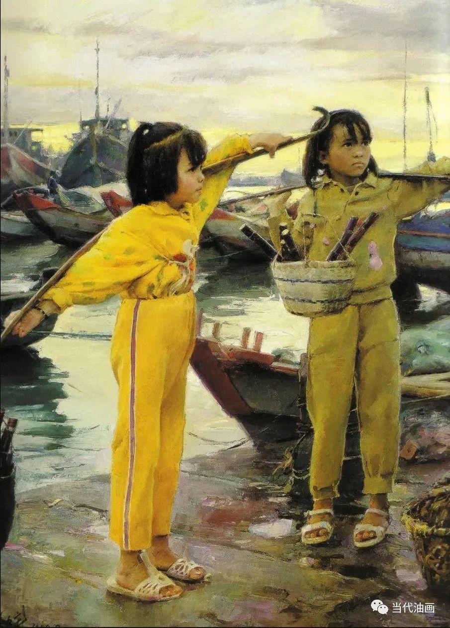 中国当代绘画艺术展作品欣赏之 张文新插图25