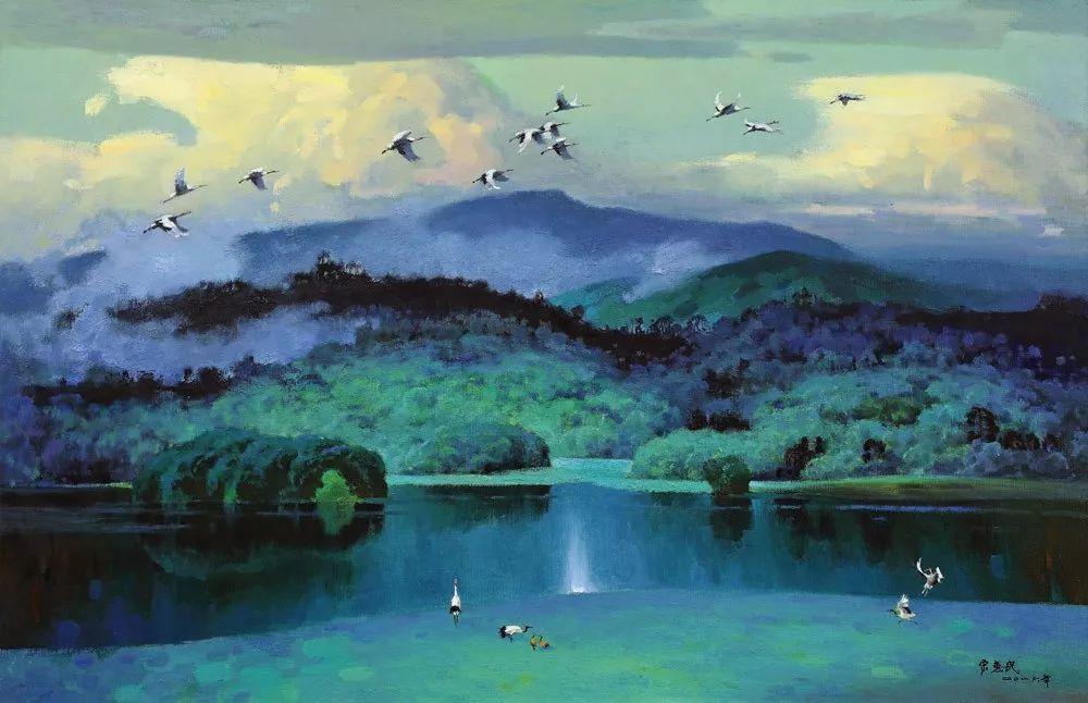 中国当代绘画艺术展作品欣赏之 宋惠民插图9