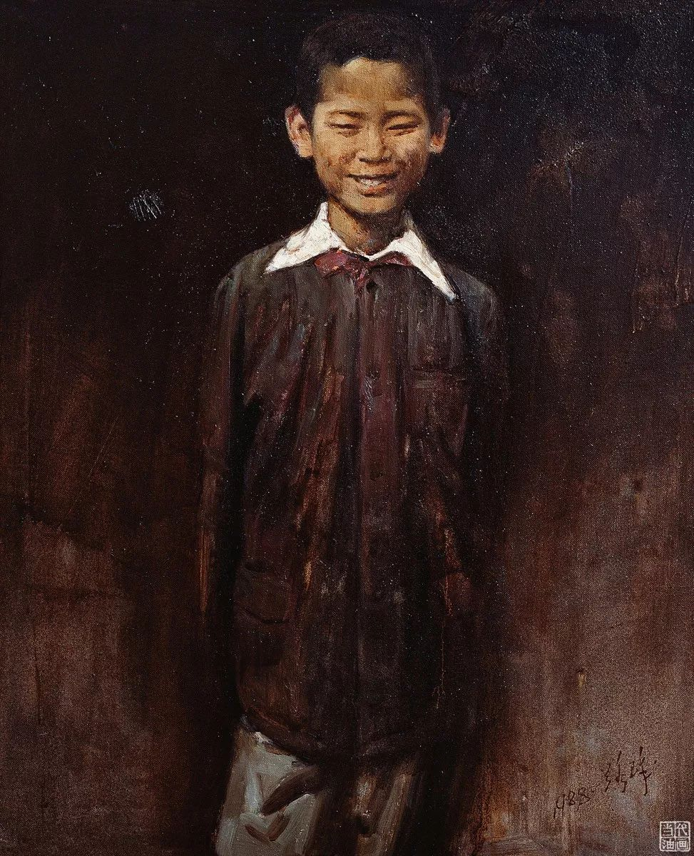 中国当代绘画艺术展作品欣赏之 路璋插图43