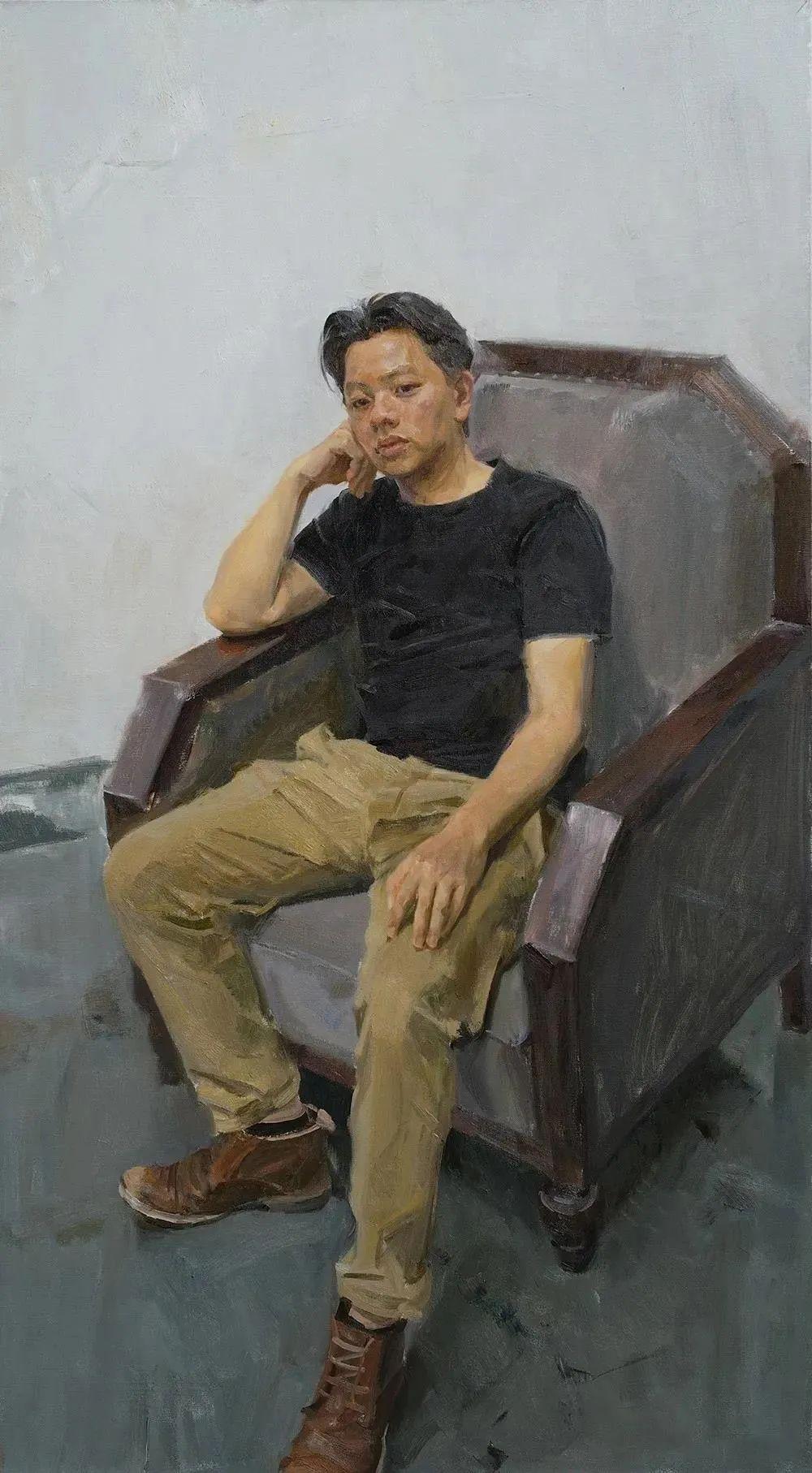 中国当代绘画艺术展作品欣赏之 何红舟插图9