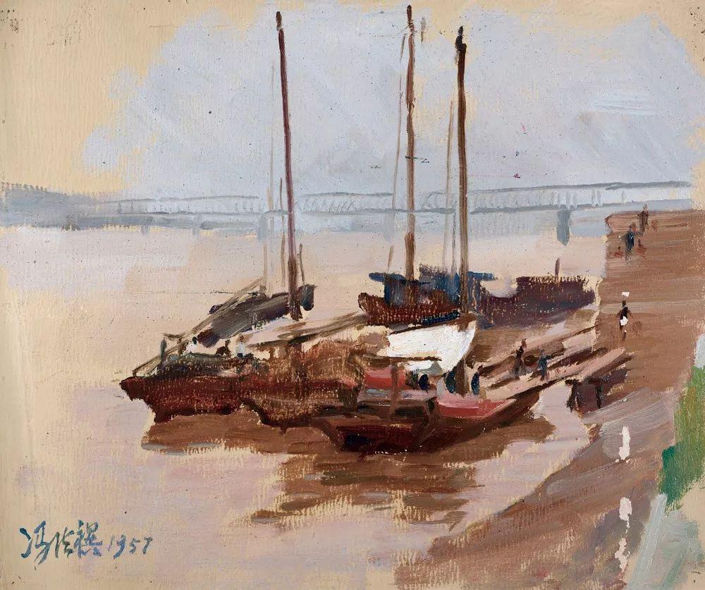 中国当代绘画艺术展作品欣赏之 冯法祀插图13