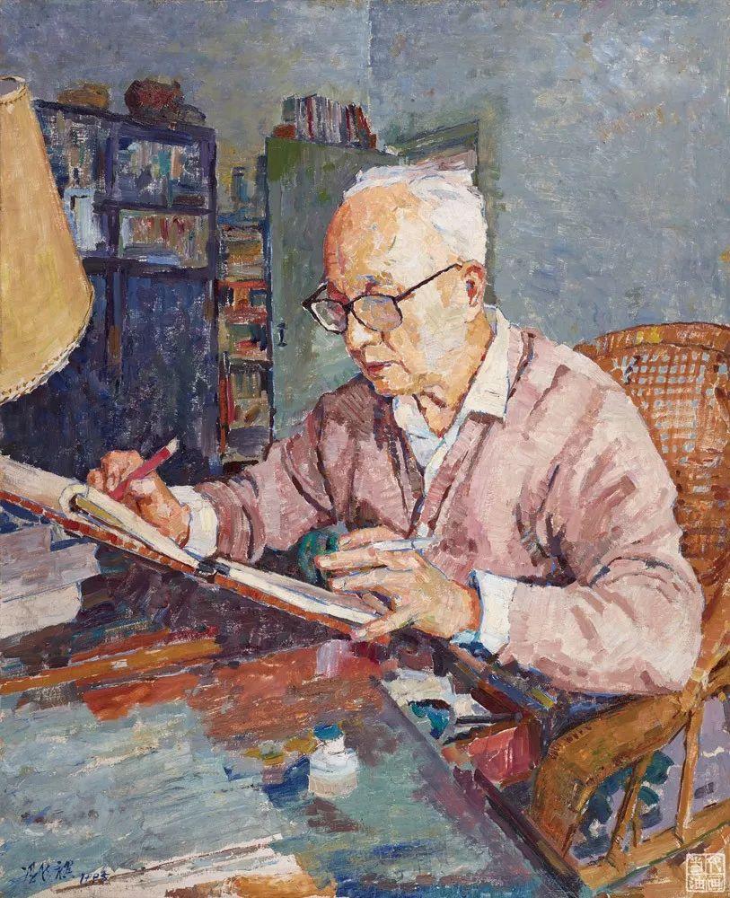 中国当代绘画艺术展作品欣赏之 冯法祀插图25