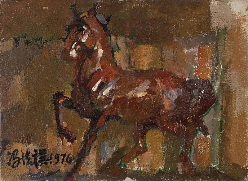 中国当代绘画艺术展作品欣赏之 冯法祀插图35