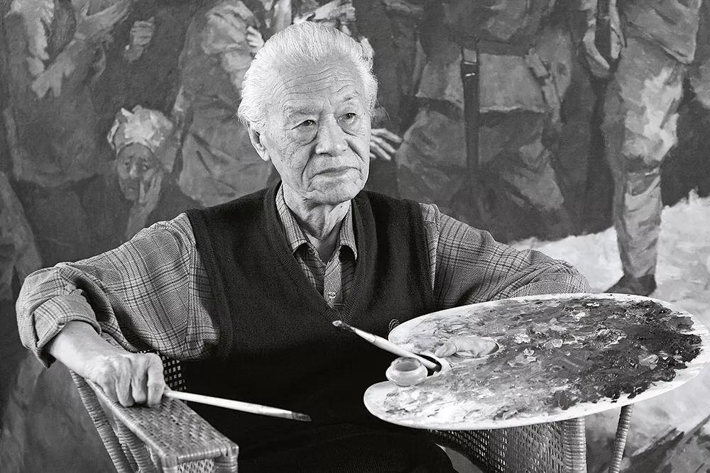 中国当代绘画艺术展作品欣赏之 冯法祀插图39