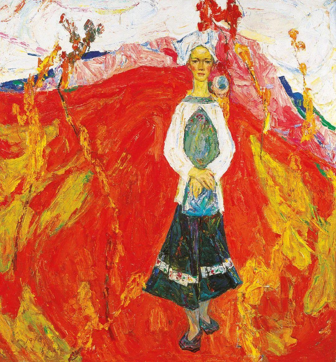 中国当代绘画艺术展作品欣赏之 罗尔纯插图15