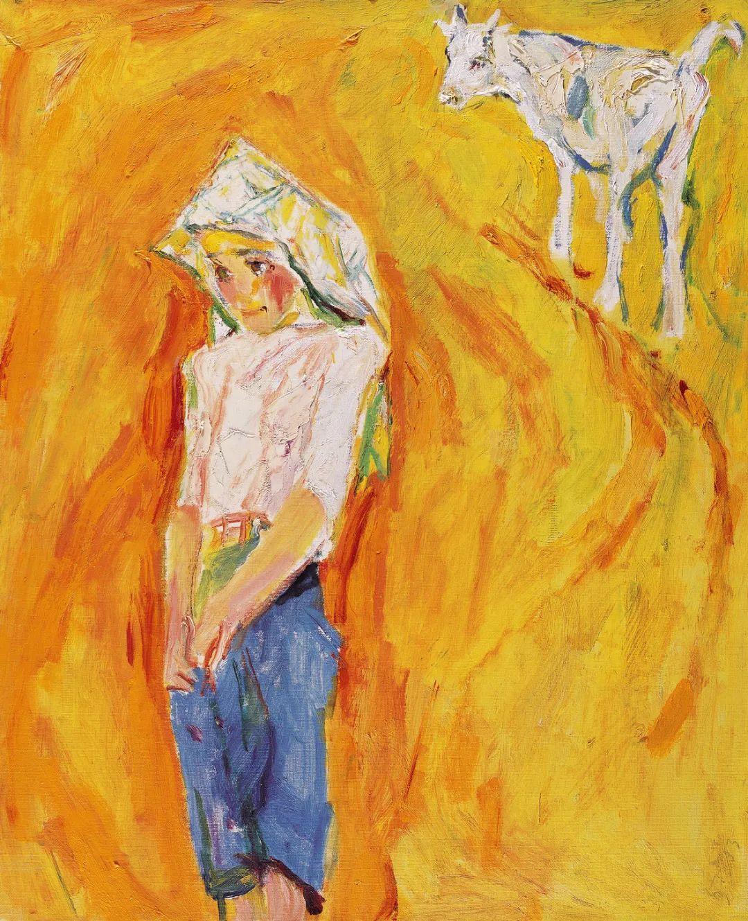中国当代绘画艺术展作品欣赏之 罗尔纯插图49