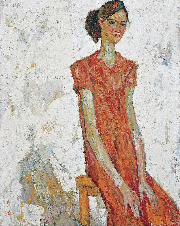 中国当代绘画艺术展作品欣赏之 罗尔纯插图65
