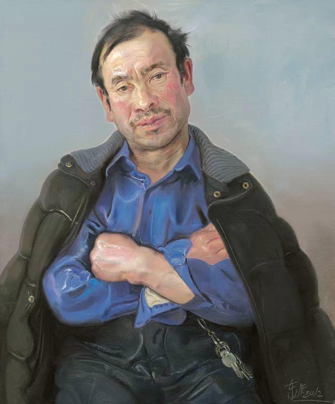 中国当代绘画艺术展作品欣赏之 忻东旺插图1