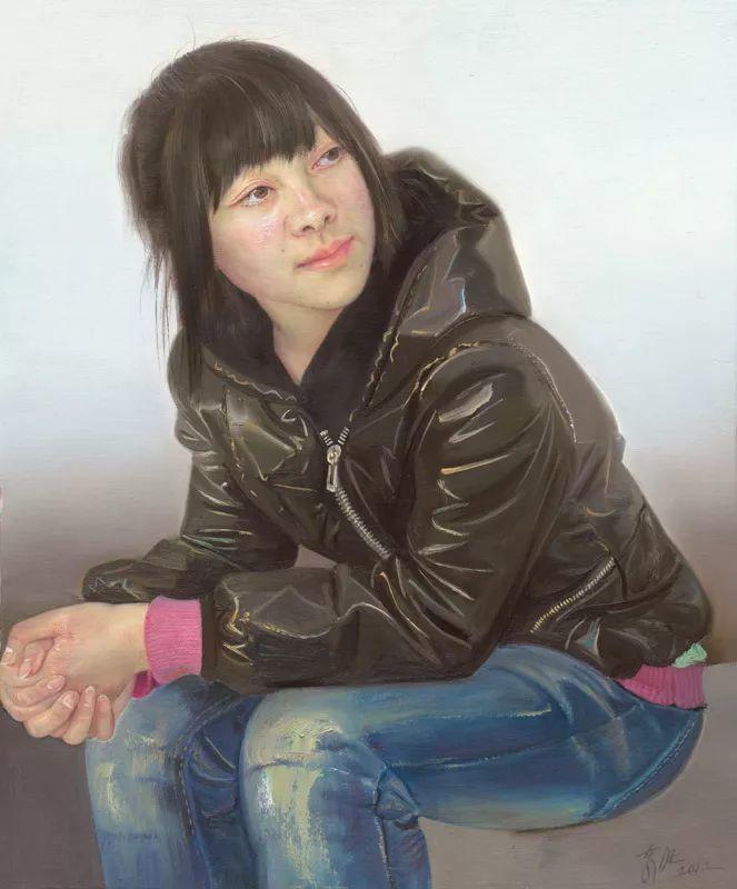 中国当代绘画艺术展作品欣赏之 忻东旺插图3