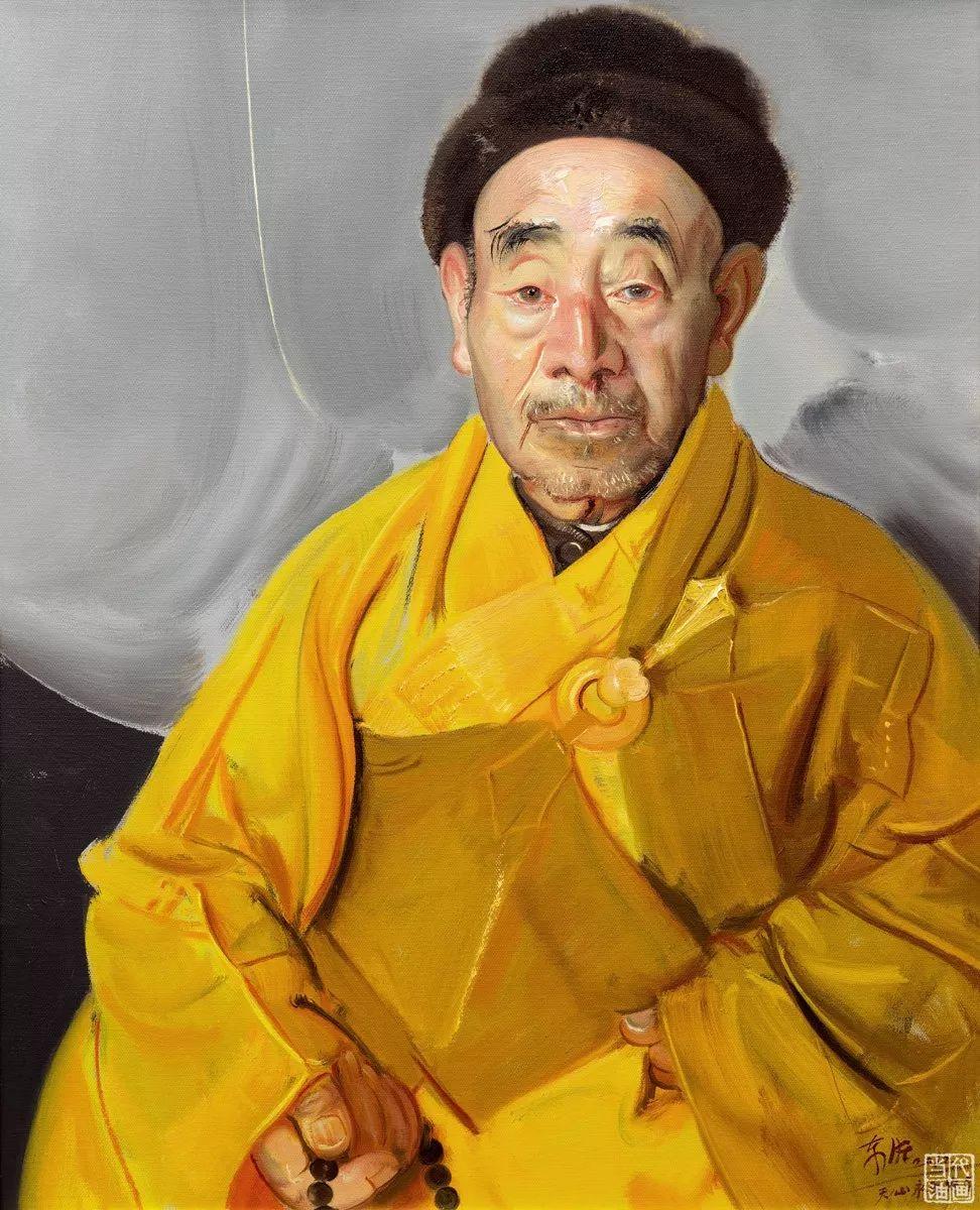 中国当代绘画艺术展作品欣赏之 忻东旺插图17